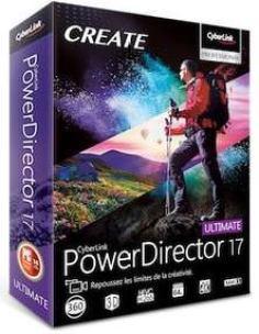 Resultado de imagen de CyberLink PowerDirector Ultimate 17