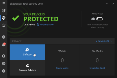 Bitdefender Total Security 2018 Key free