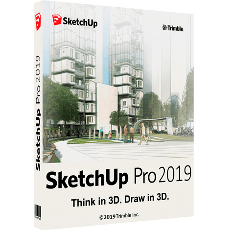 SketchUp Pro 2019 v19.0.685 With Crack Latest Edition