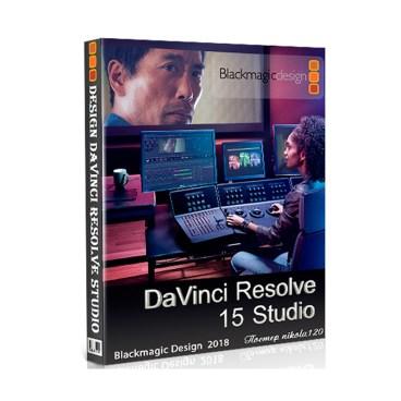 DaVinci Resolve 15 Studio Crack Full Version