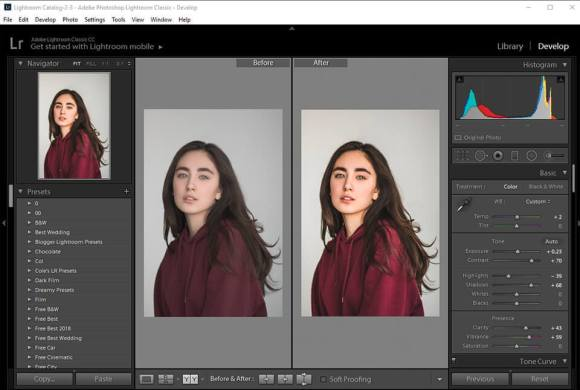 Adobe Lightroom CC 2020 Crack