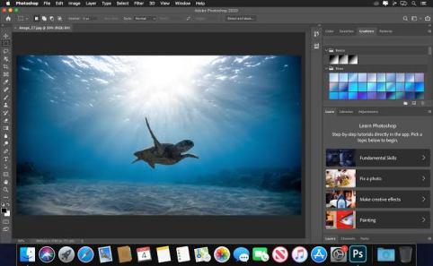 Adobe Photoshop 2020 DMG Crack For Mac