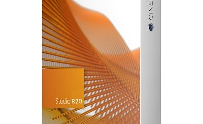 Cinema 4D Studio R20 Crack For Mac