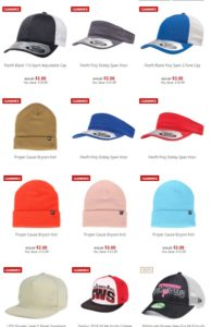 60bde4f9d48c8 Clearance at Lids – PERFECT for DIY hats. HOT DEAL as low as  3! Make sure  you select store pick up. If you search your zip code