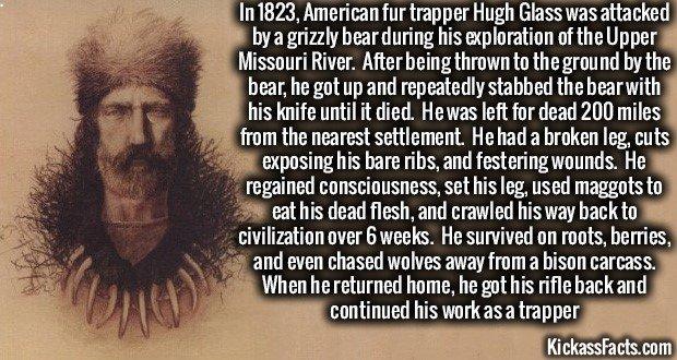 1049 Hugh Glass