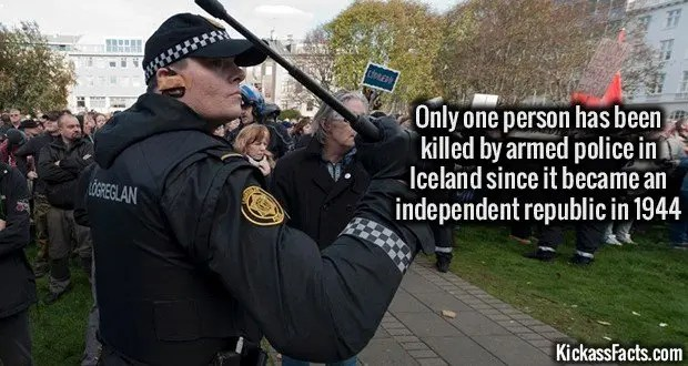 1197 Iceland Police