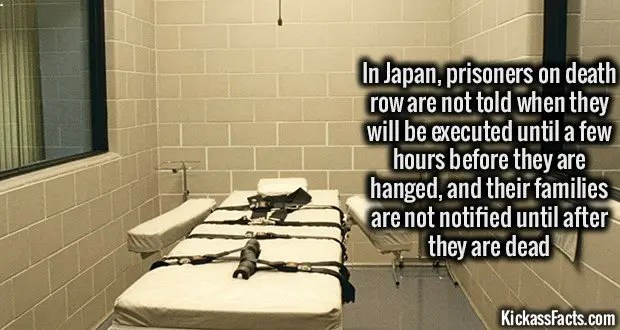 1202 Japanese on Death Row