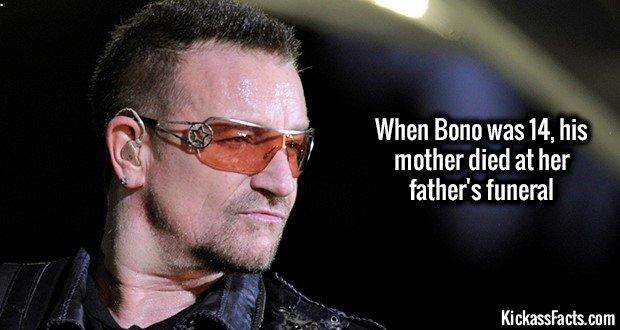 Leute-News: Bono