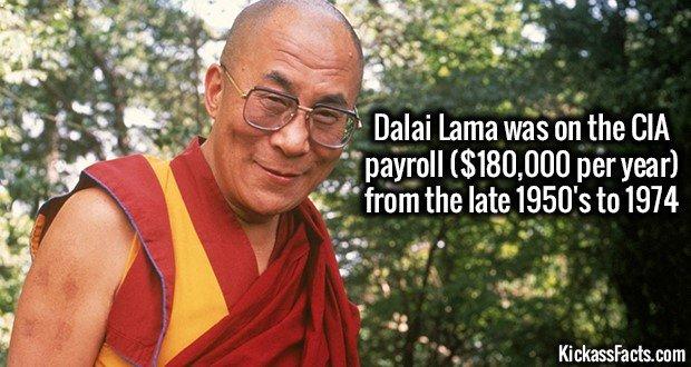 1244 Dalai Lama