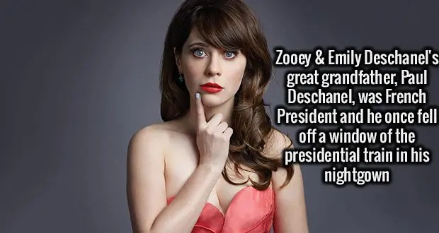 1298 Zooey Deschanel