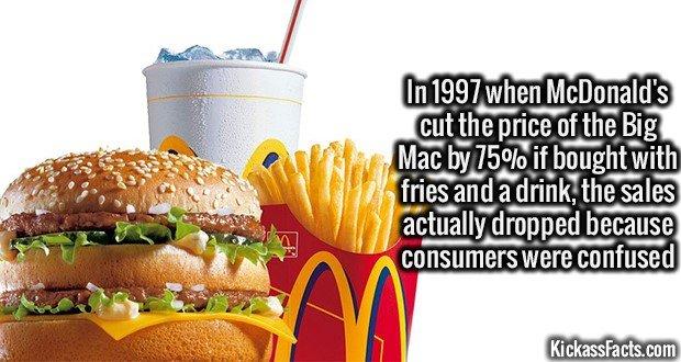1320 Big Mac Combo