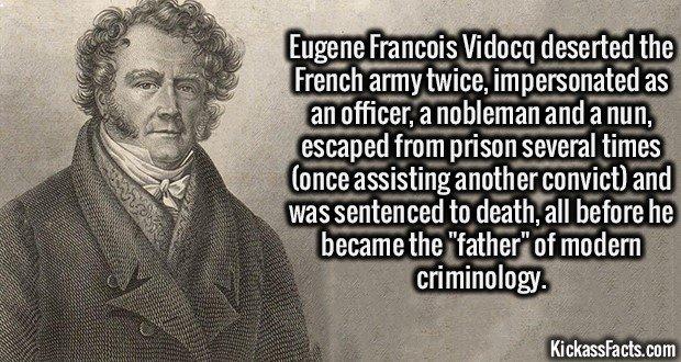 1340 Eugene Vidocq