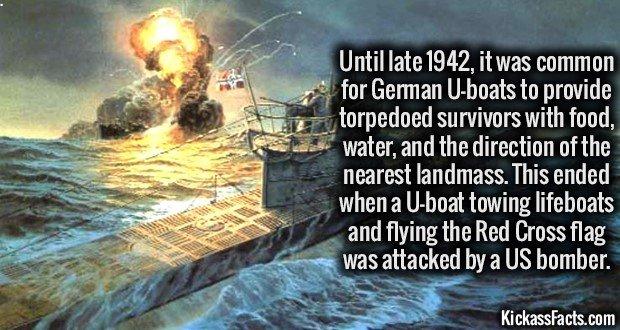 1475 German U-boats