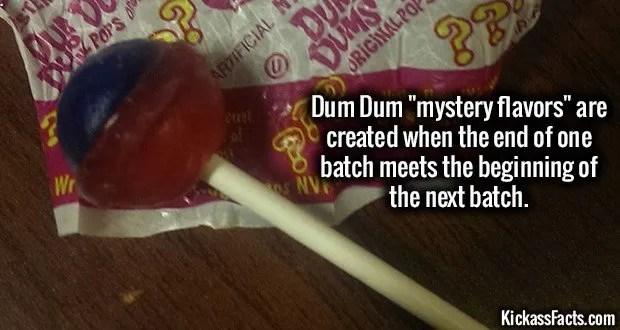 1481 Dum Dum Mystery Flavour