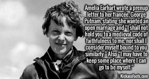 1718 Amelia Earhart