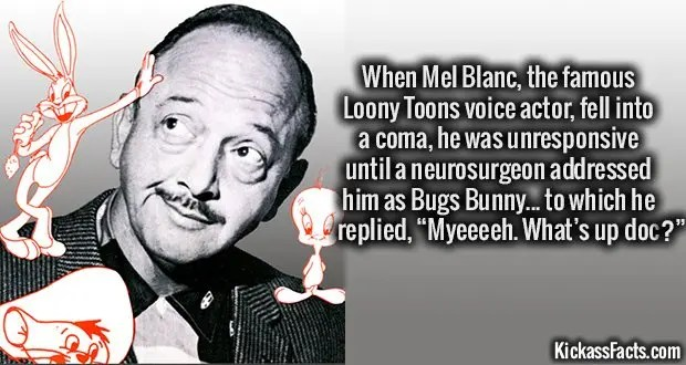 998 Mel Blanc