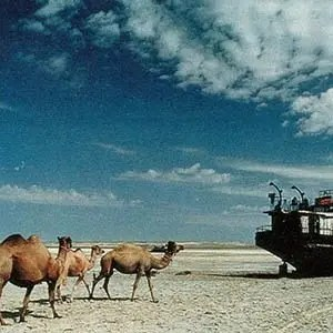 Aral Sea-Interesting Facts About Deserts