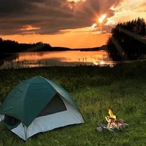 Camping-Random Facts List