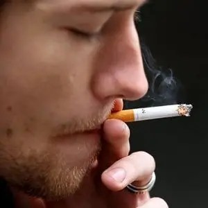 Tobacco puffs