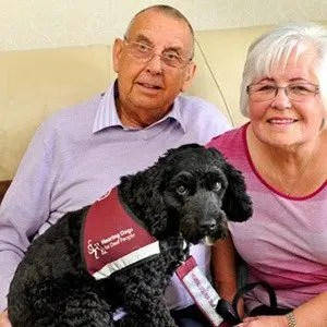 Service Dogs for the Hearing Impaired
