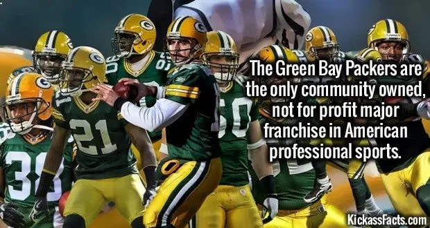 1769 Green Bay Packers