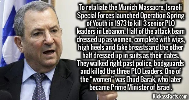 1783 Ehud Barak