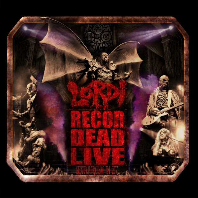 Lordi: Devil Is A Loser Performance Clip From Recordead Live Sextourcism In Z7 Dvd