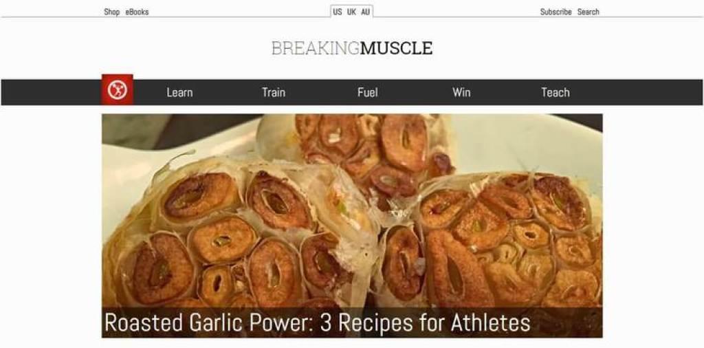 Breaking Muscle