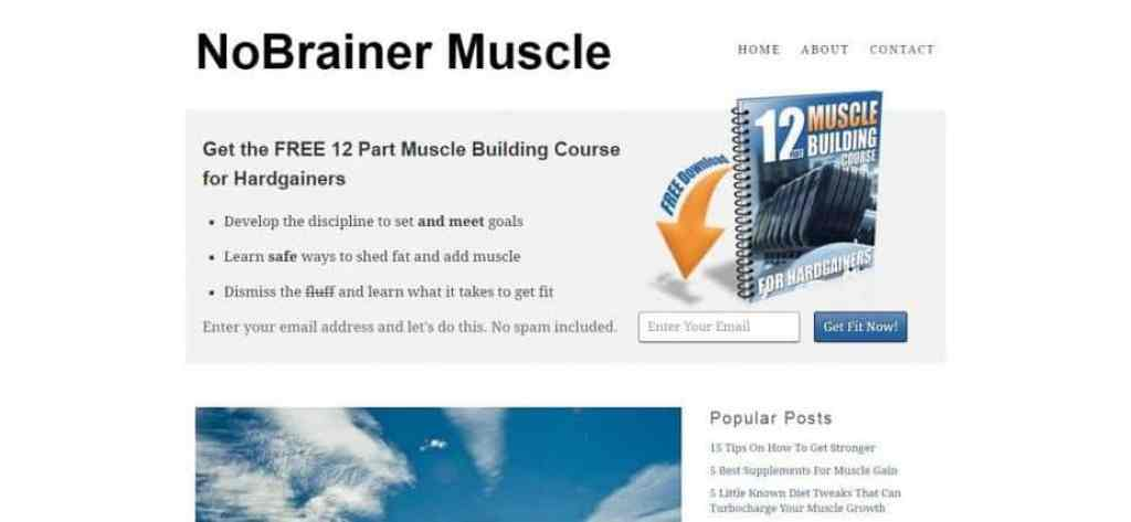 NoBrainer Muscle