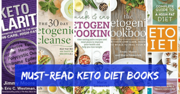 Top 5 Best Ketogenic Diet Books (2017)