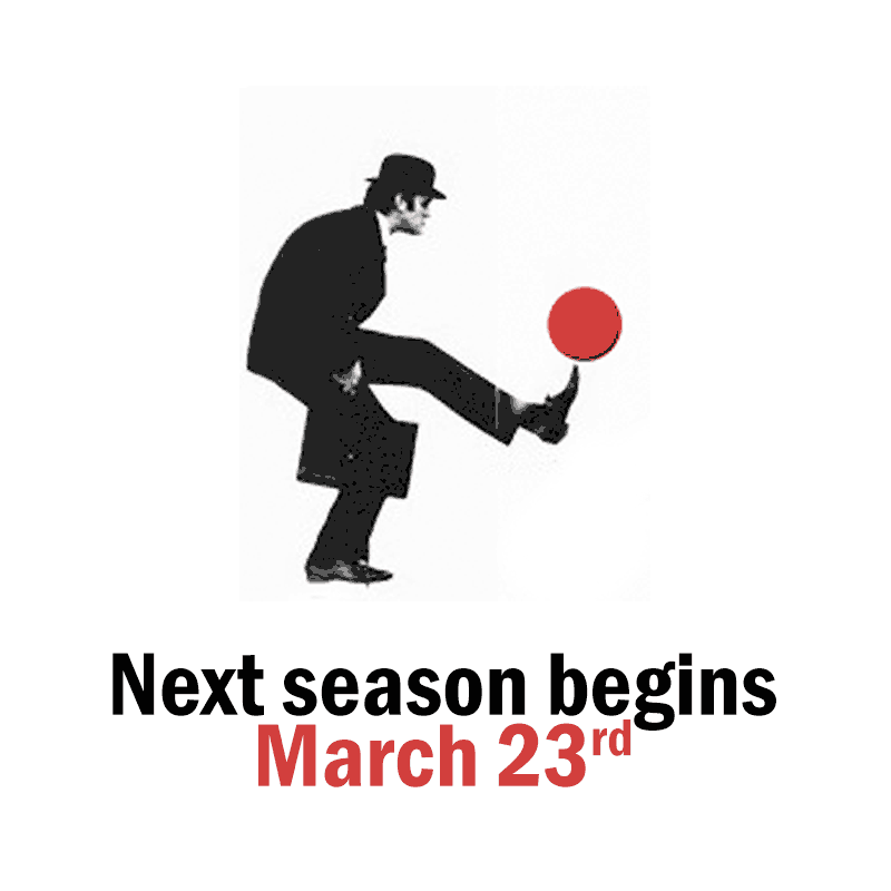 Next Season begins 03/23/18