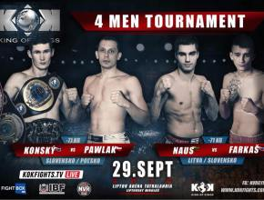 KOK 29 Sep Tournament Poster