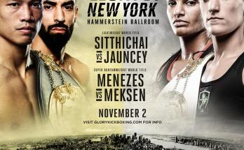 Glory 61 Poster