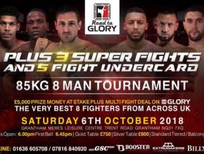 Road to Glory 3 Poster