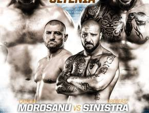Morosanu-Sinistra Fight Poster