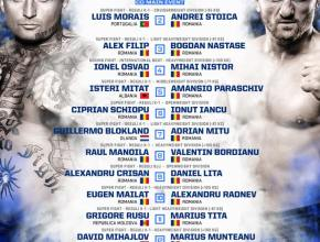 Dynamite Fighting 3 Fight Card