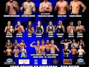 WCK Fight Poster