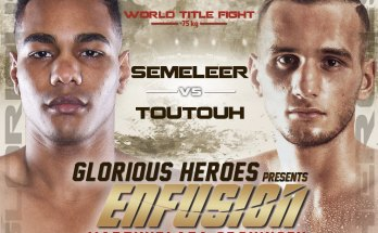 Semeleer Toutouh Fight Poster