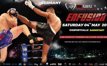 Enfusion 84 Fight Poster