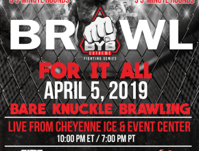 byb bare knuckle fight poster