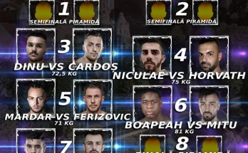 Colosseum 12 Fight Card
