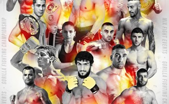 Mix Fight 42 Poster