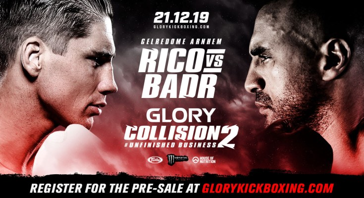 Glory Collision 2 Poster