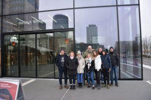 Exkursion deutsches Fußballmuseum