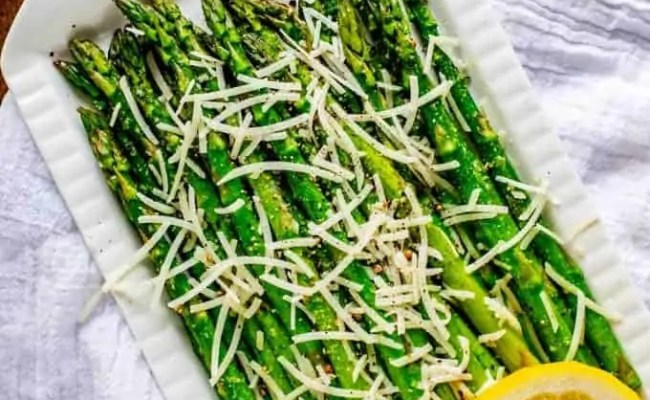Keto Asparagus The Perfect Low Carb Side Kicking Carbs
