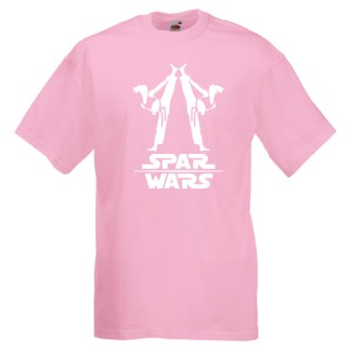 Ladies Spar Wars Pink