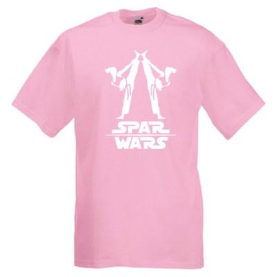 Ladies Spar Wars Pink