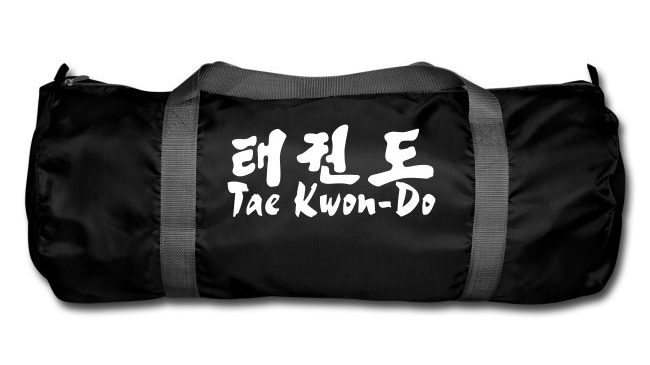 Customisable Taekwondo products bags