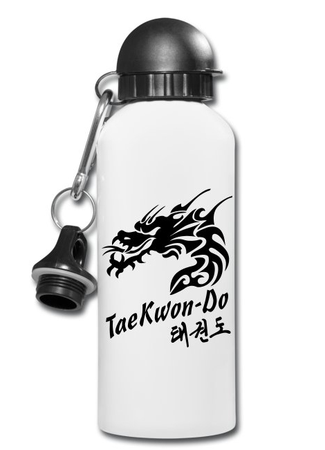 Customisable Taekwondo products drink bottles