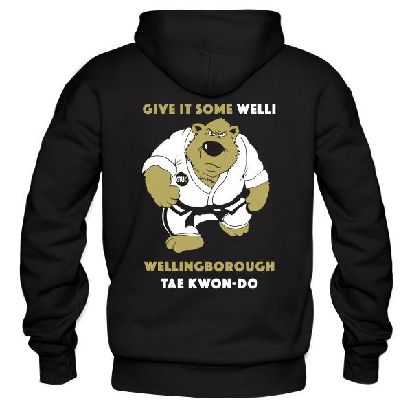 Customised Taekwondo hoodies